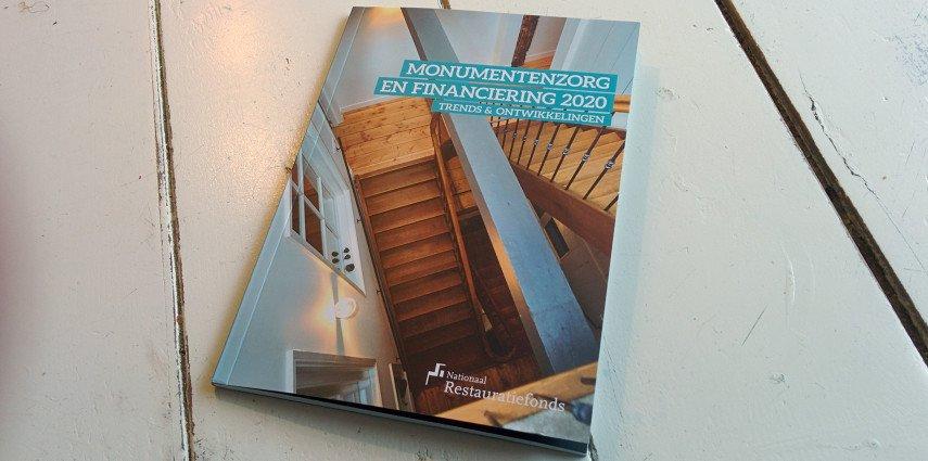 Trendboekje Voor Nationaal Restauratiefonds