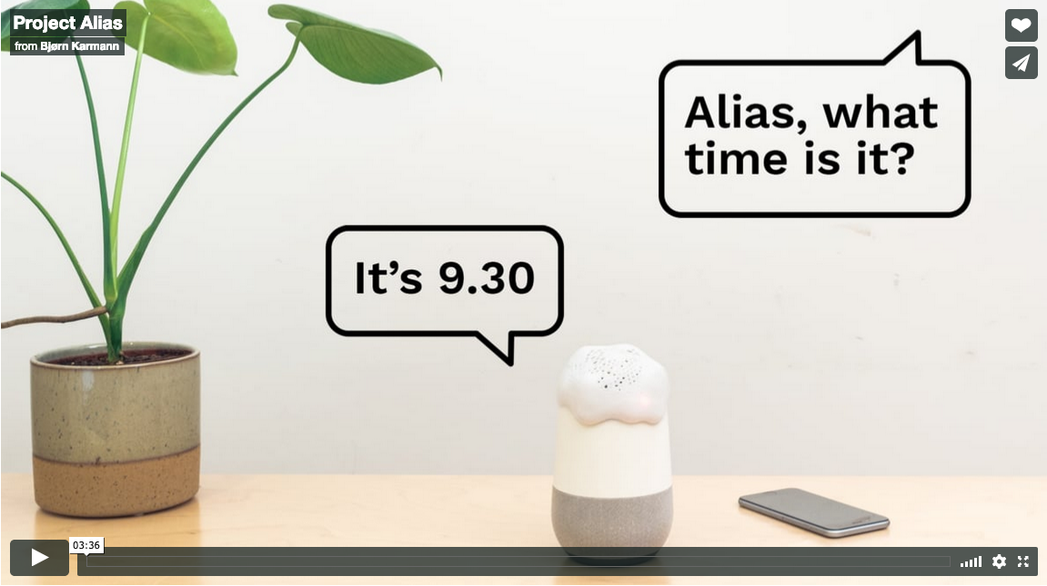 Project Alias: Customize Your Smart Devices